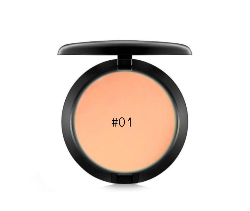 Private Label Oil Control Mineral Pressed Face Powder 10 Shades - MQO 12 pcs
