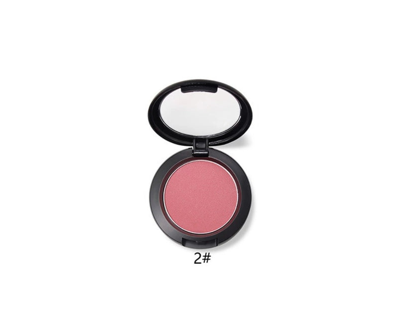 High Pigment Private Label Waterproof Blush - MQO 12 pcs
