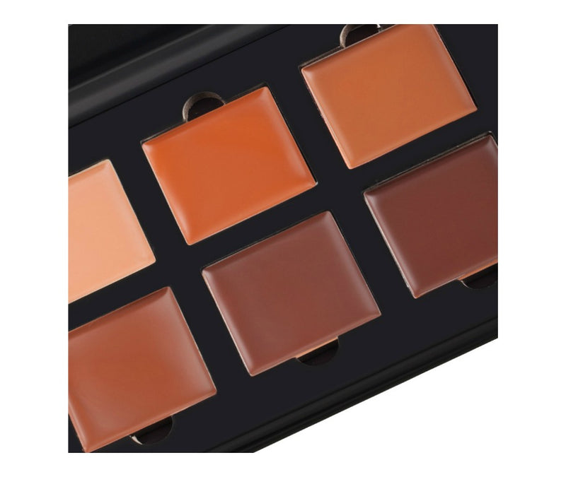 Contour and Bronze Palette - MQO 50pcs