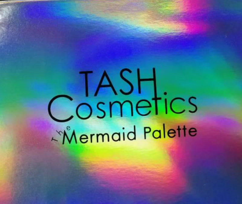 The Mermaid Palette-Mixed Palette
