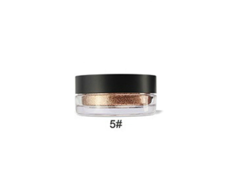 Single Shade Loose Glow Powder Highlighter - MQO 12 pcs