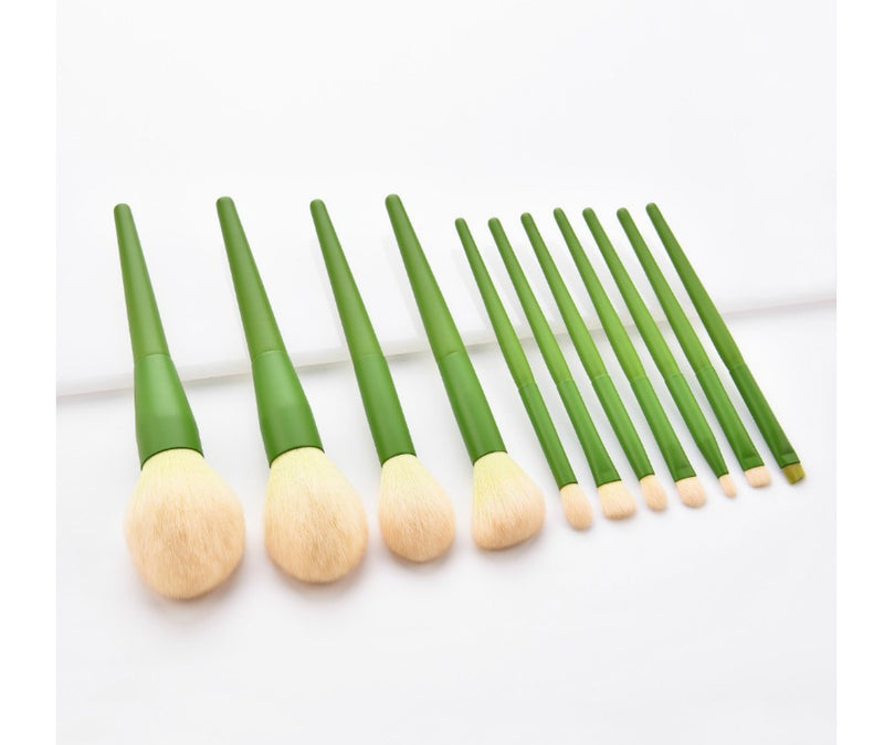 11 pc Pro Brush Set - MQO 12 pcs