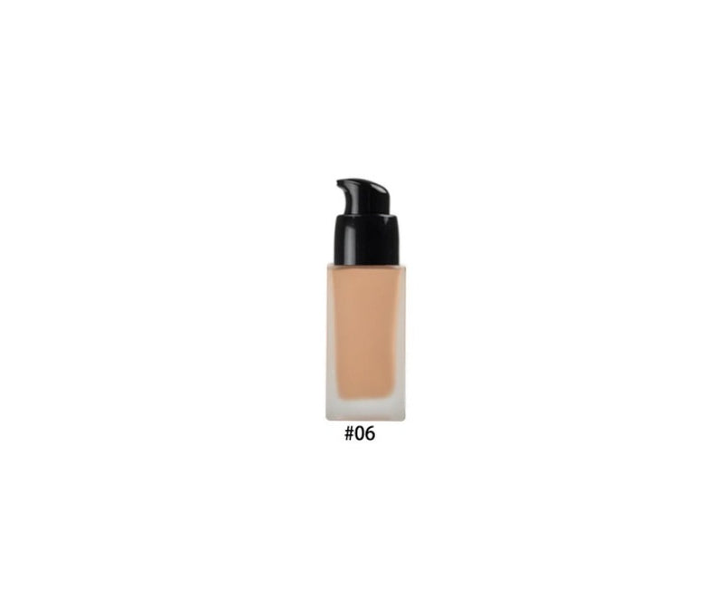 Full Coverage Liquid Foundation in 16 Shades w/SPF - MQO 12 pcs