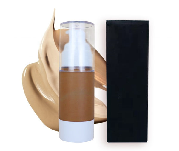 Mousse Foundation w/Matte Finish - MQO 12 pcs