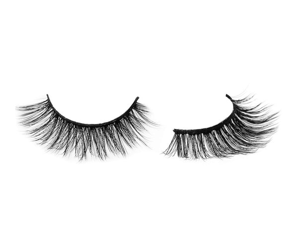 Natural Looking Lashes - #3d15