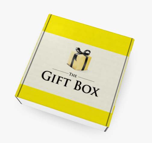 Customizable Subscription Box 8x5x3