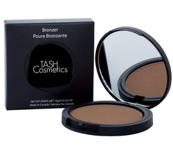 Our bronzing powder is formulated with the perfect balance of red and brown tones to create the most natural effect. Have soft, silky-smooth texture that ensures even application. Look natural and be compatible with blush for a dimensional look, not streak or look blotchy. Paraben-free, designed to flatter every skin tone.