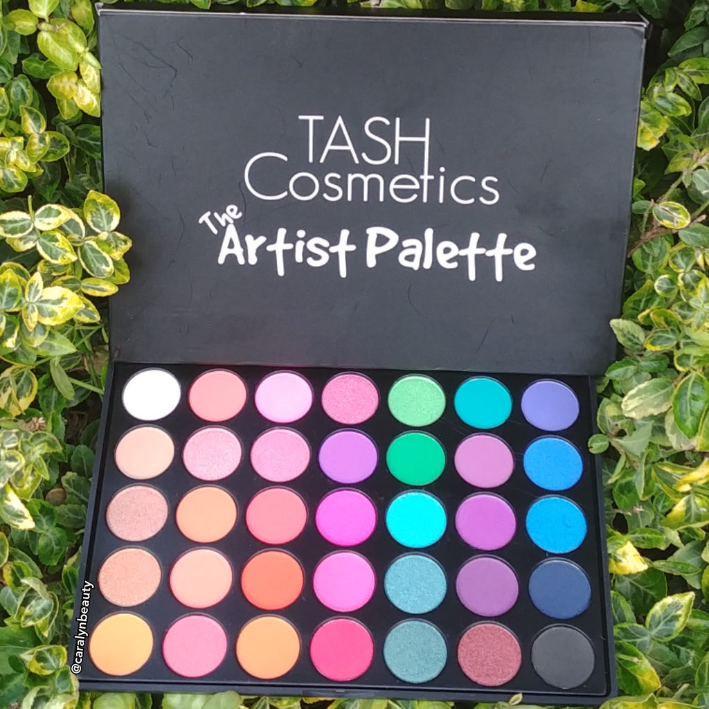 The Artist Palette-35 Shade Shadow Palette