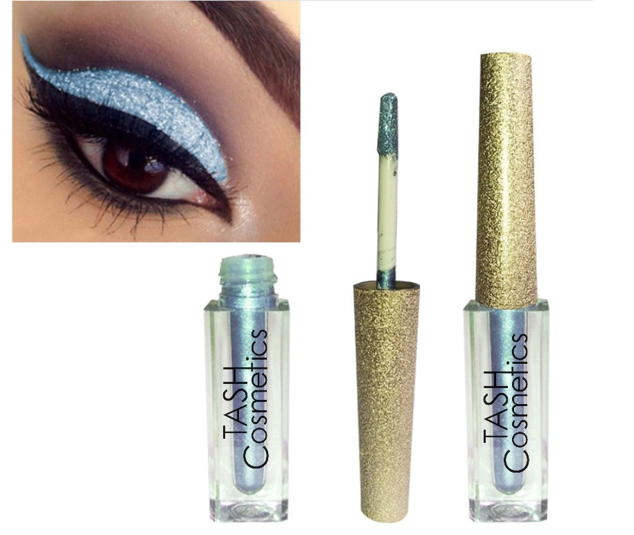 Liquid Diamond Glitter Shadow-Ice Queen #11