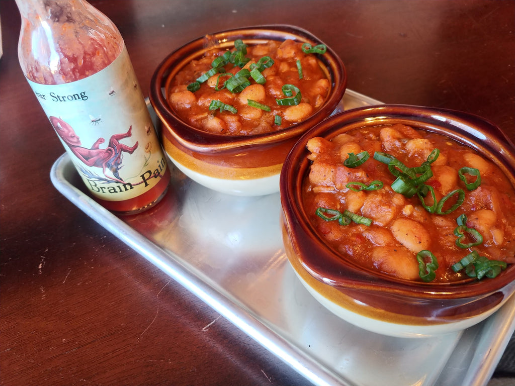 Spicy Baked Beans Recipe Bada Bean!