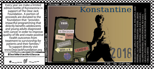 Konstantine Lyrics
