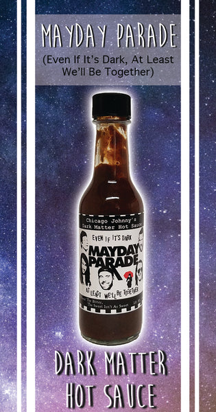 Mayday Parade Without The Bitter | Hand Made Hot Sauce
