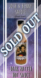 Safdie Brothers Peach Habanero Hot Sauce | Final Draft SOLD OUT