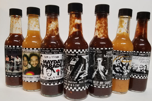hot sauce gift package