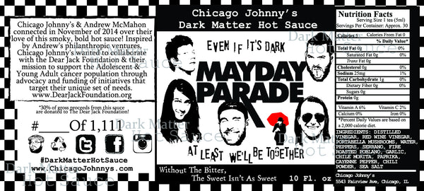 Mayday Parade Without The Bitter