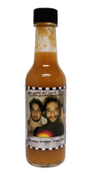 celebrity hot sauce safdie brothers josh benny