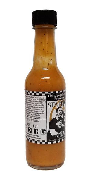 small batch hot sauce