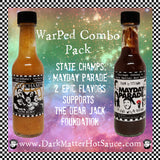 Warped Tour Combo State Champs and Mayday Parade Hot Sauce SOLD OUT