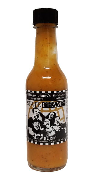 State Champs Hot Sauce