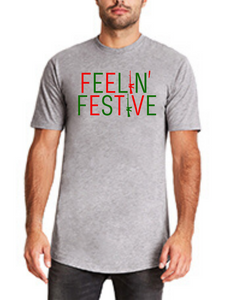 Feelin' Festive, Men's Urban T-Shirt