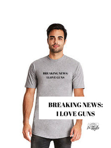 Breaking News, Men's Urban T-Shirt