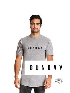 GUNDAY, Men's Urban T-Shirt