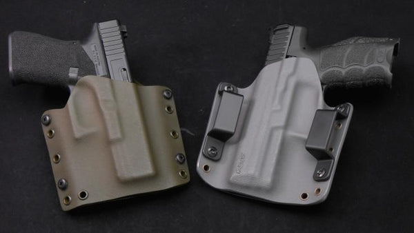 Glock:  Competition Series (Right Hand)