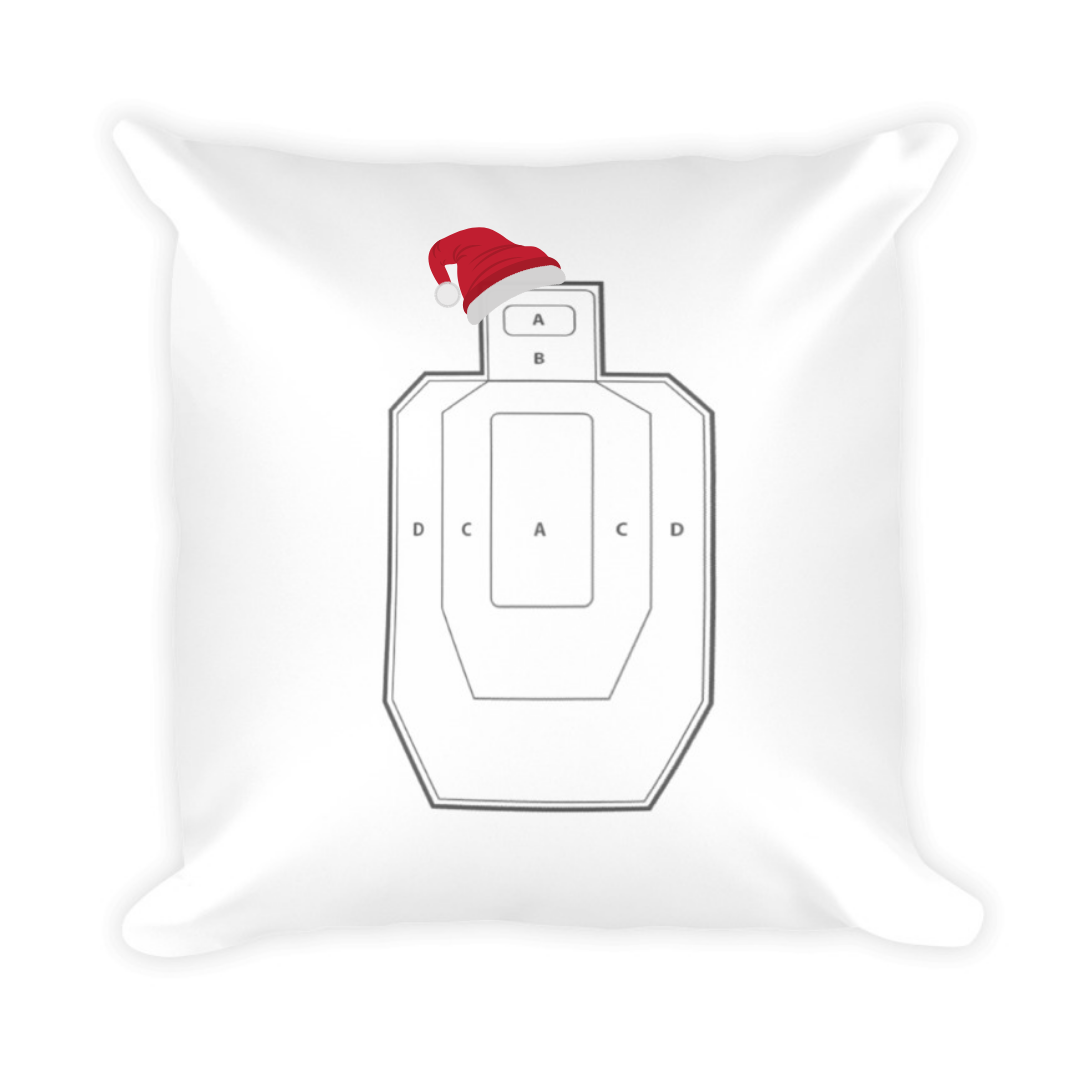 Armed Farms Christmas Trees Dry Fire Pillow Case