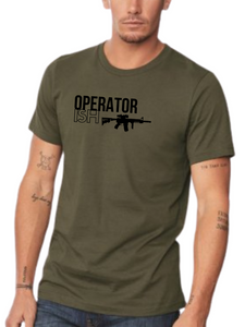 OperatorISH, Men's T-Shirt-Wholesale
