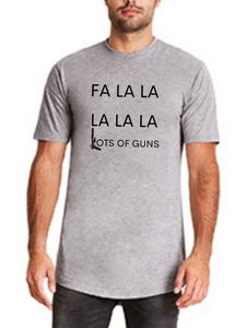 Fa La La La La La Lots of _UNS, Men's Urban T-Shirt
