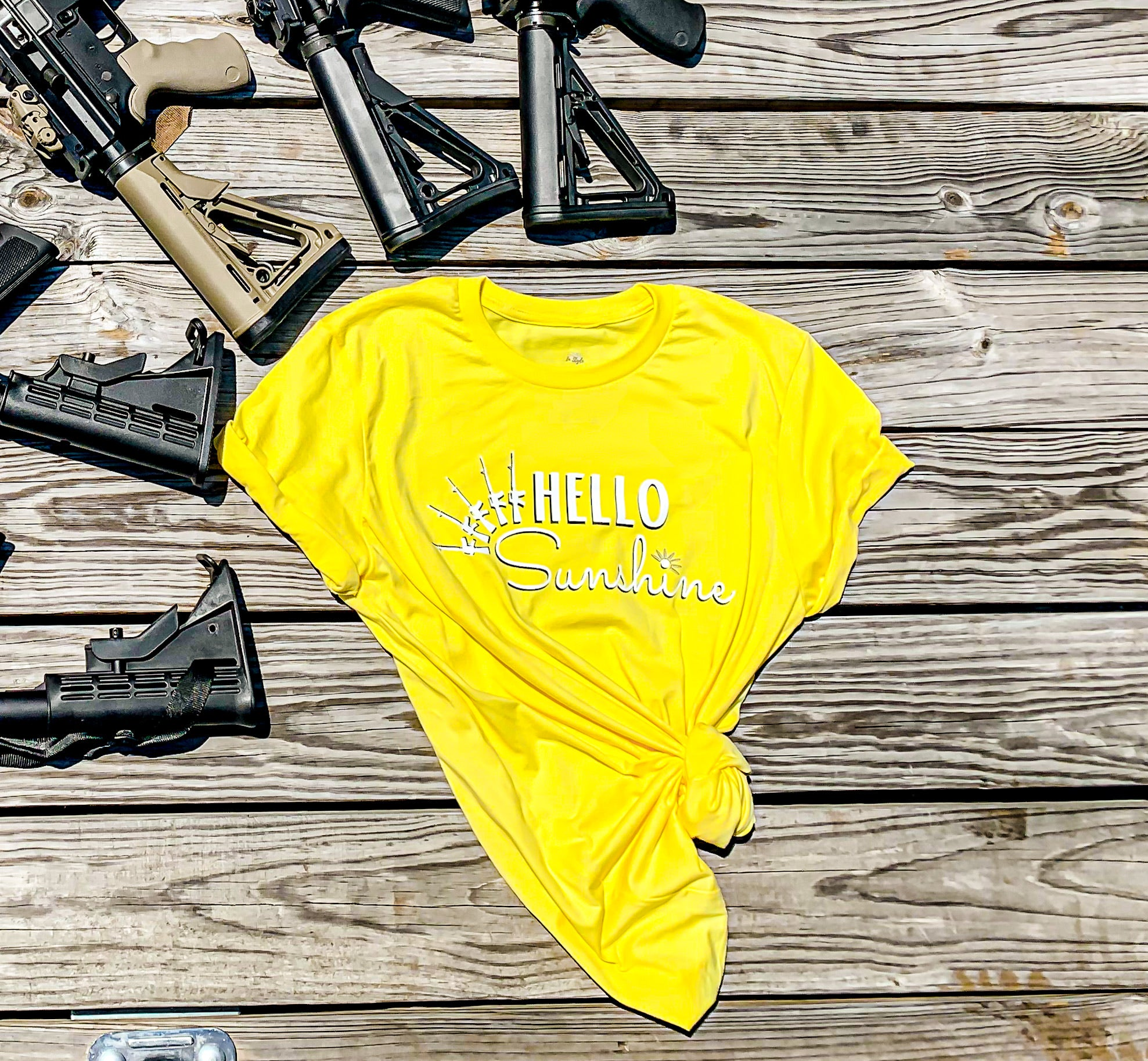 Hello Sunshine, T-Shirt