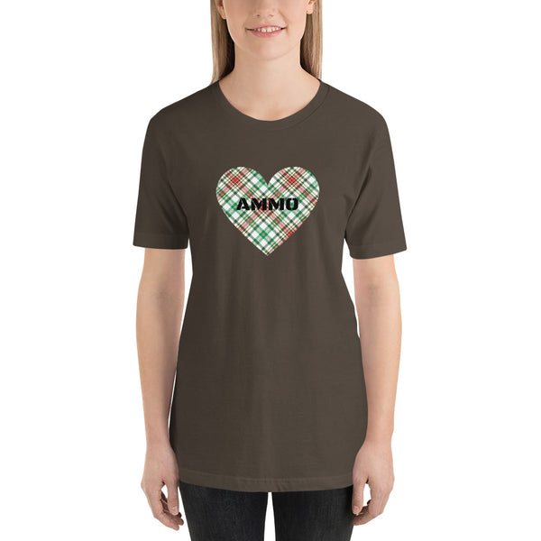 Holiday Ammo Love, Women's T-Shirt