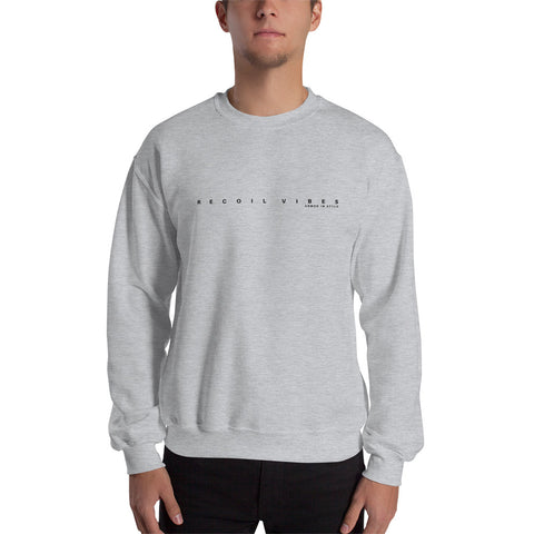 Recoil Vibes, Men's Sweatshirt