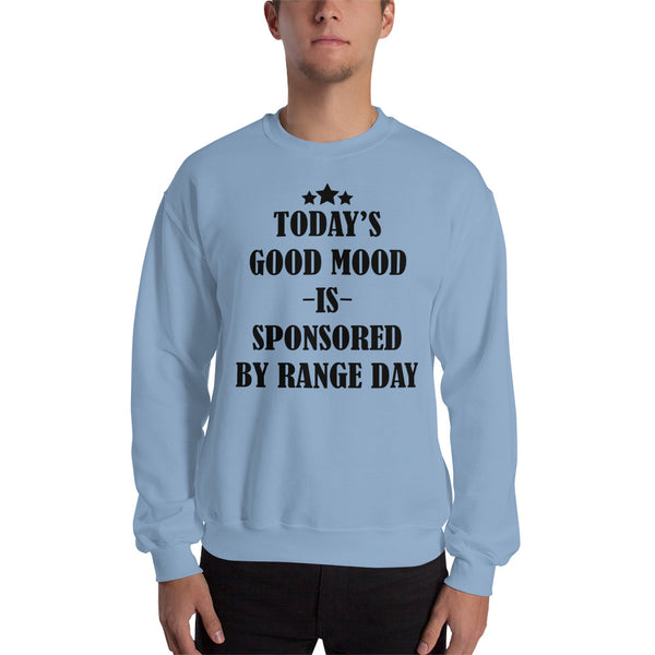 Today's Good Mood, Men's Sweatshirt