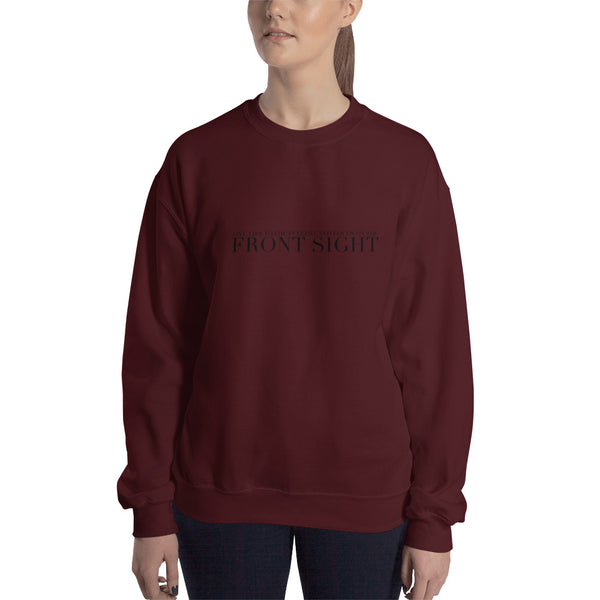 Front Sight, Women's Sweatshirt