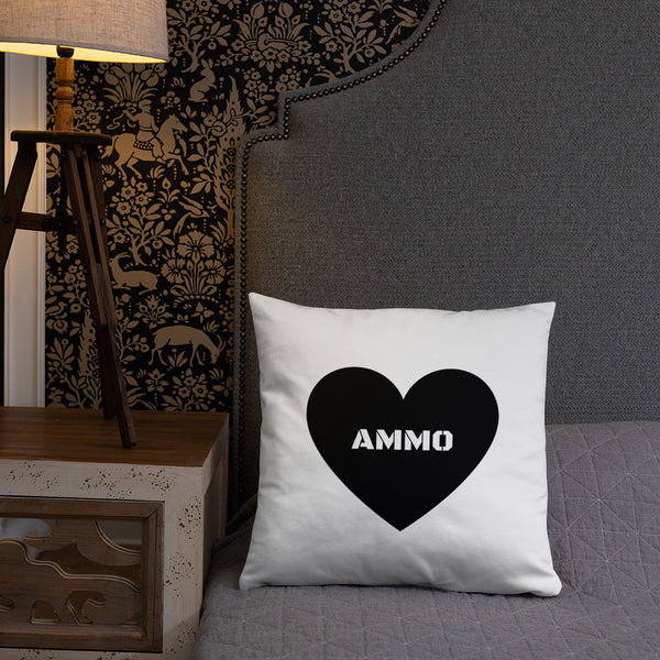 Ammo Love Dry Fire Pillow, Dot Drill Style Target