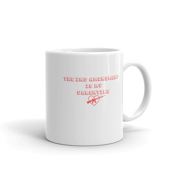 The 2nd Amendment is My Valentine, Mug