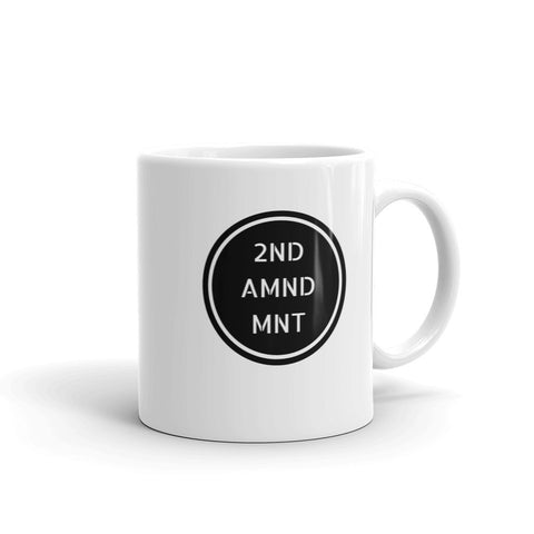 2ND AMNDMNT Mug