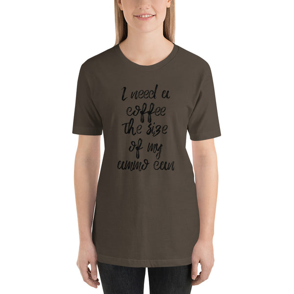 Ammo Can Coffee, Women's T-Shirt