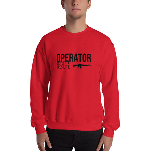 Operator ISH Men's Sweatshirt