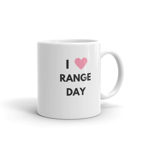I Heart Range Day Mug