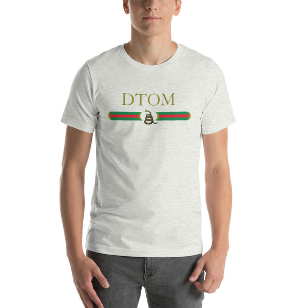 DTOM, Men's Short-Sleeve T-Shirt
