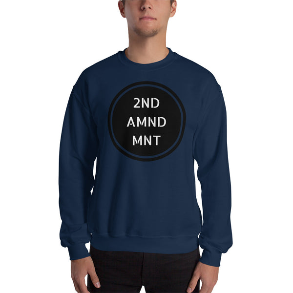2ND AMNDMNT Men's Sweatshirt