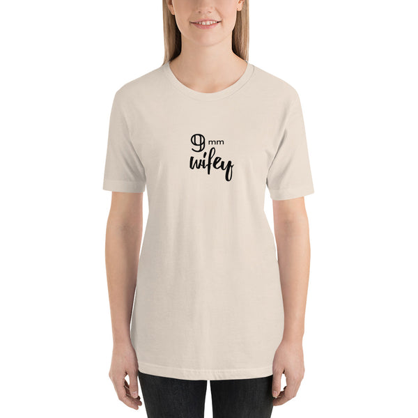 9mm Wifey, Women's T-Shirt