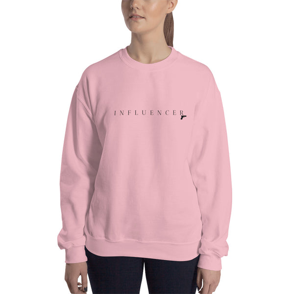 Influencer Pistol, Women's Sweatshirt