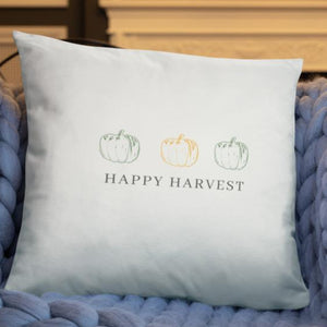 Happy Harvest Dry Fire Pillow