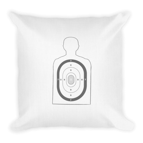 All You Need Is Love (and guns) Dry Fire Pillow