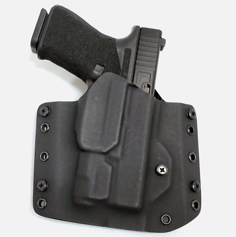 Glock 19:  Professional Series with Streamlight TLR-7 (OWB Holster)