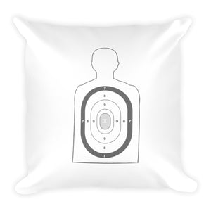 Guns + Grace Dry Fire Pillow Case