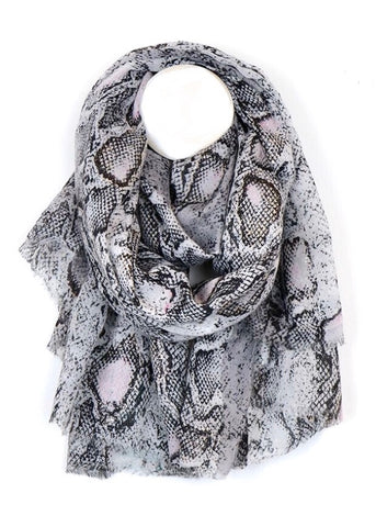 Snakeskin Snood